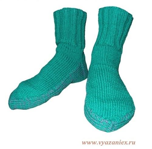 Схема носки 45 размер
